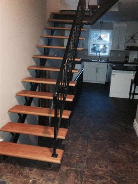 Open Staircase Design