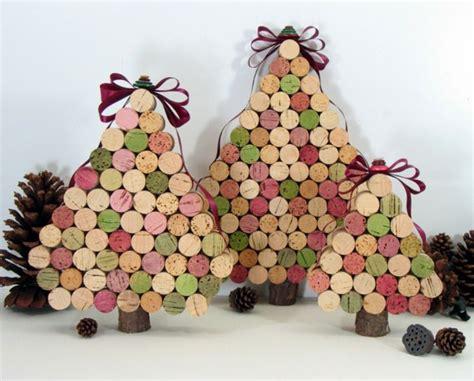 Bastelideen Weihnachten Tannenbaum Basteln Eicheln