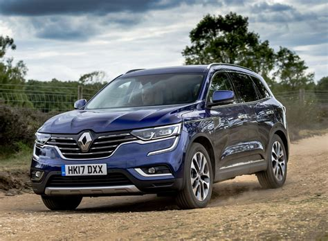 Review Renault Koleos by Renault Koleos Suv Review Parkers