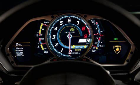 lamborghini speedometer lamborghini instrument cluster lamborghini aventador
