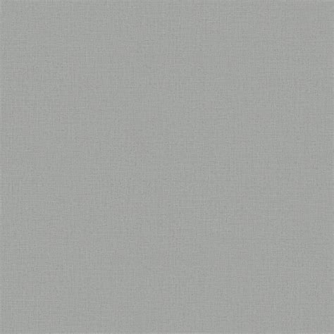 Unplugged Textured Plain Grey Wallpaper