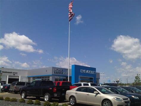 Luther Brookdale Chevrolet Buick Gmc Car Dealership In
