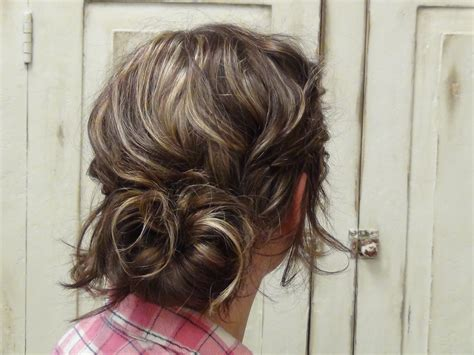 how to style a low messy bun hairstyle youtube
