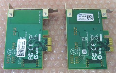 Dell Tvr Half Height Encryption Secure Pci Card