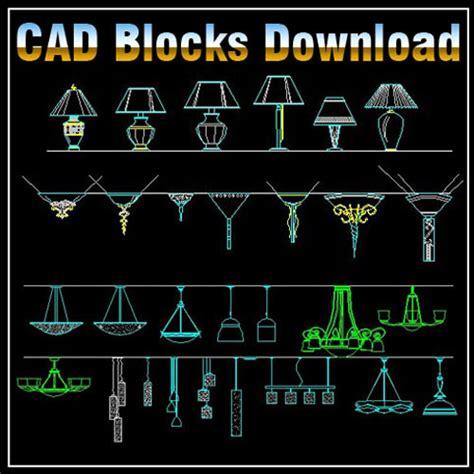 garage lights led lights engineering blocks bundle cad files dwg files