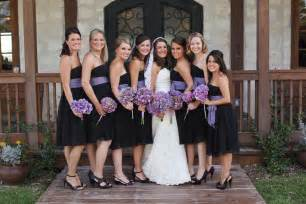 black and purple bridesmaid dresses wedding wednesday bridesmaid dress ideas wedding photographer frey