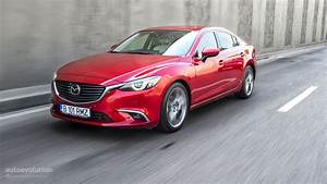 2016 Mazda6 Wallpapers The Kodo Is Strong With This One