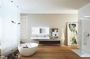 Badezimmer Mit Freistehender Badewanne : stilvolle moderne badezimmer von moma design ~ Bigdaddyawards.com Haus und Dekorationen