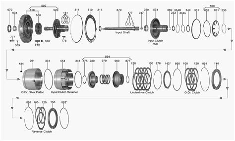 41te Transmission Diagram by Whatever It Takes Transmission Parts