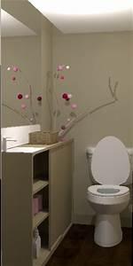 Une Dco Zen Dans Les Toilettes Trouver Des Ides De
