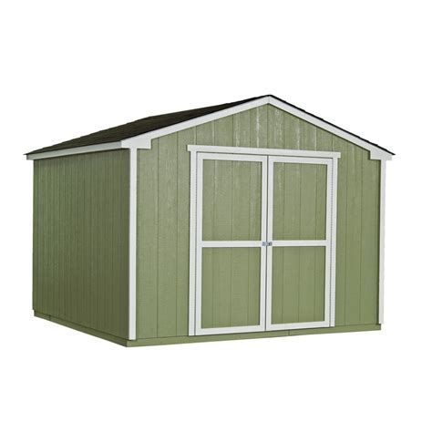 heartland storage shed shop heartland liberty gable engineered wood storage shed