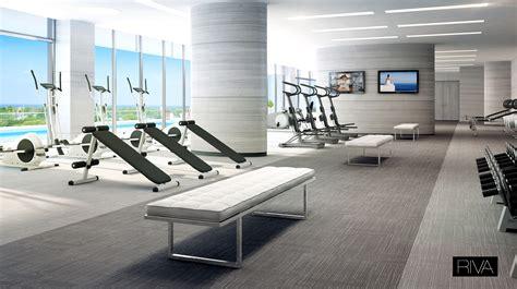 Gym Interior : Gym Interior