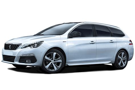 peugeot 608 estate peugeot 308 sw estate practicality boot space carbuyer