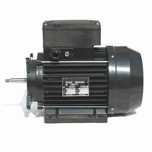 Emg Motor 2hp 2 Speed 56f