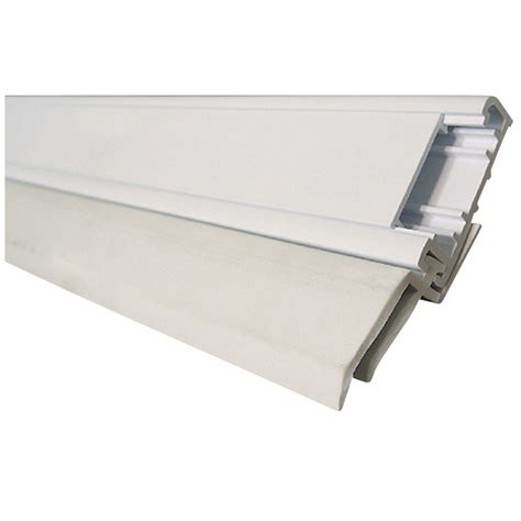 garage door bottom weather stripping weatherstrip garage door weatherstripping kit rona