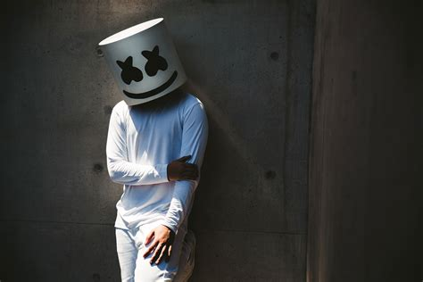 Marshmello, Hd Music, 4k Wallpapers, Images, Backgrounds