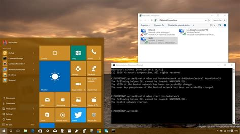 turn  windows  pc   wireless hotspot