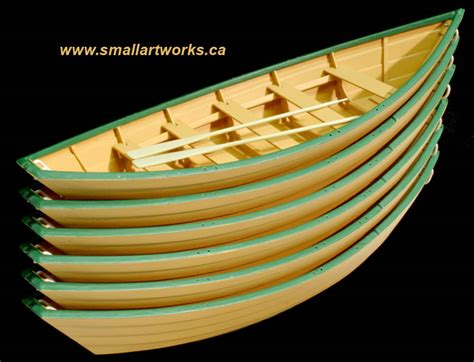 Dory Boat Kits For Sale by Transom Slope