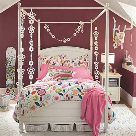 decoration chambre ado style americain la déco chambre ado fille esthétique et amusante