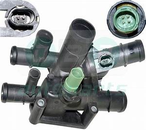 Thermostat Golf 4 : vw golf mk4 1 6 thermostat housing with sensor 06a121111a 06a121513a ebay ~ Gottalentnigeria.com Avis de Voitures