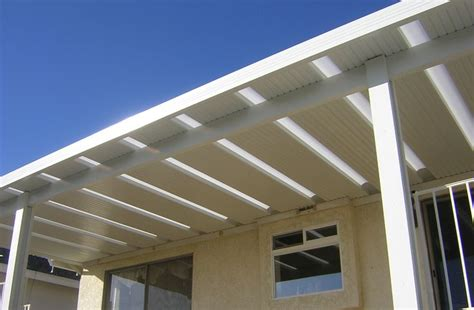 patio cover with skylights house maintenance diy
