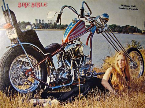 Knucklebuster » Blog Archive » Vintage Motorcycle Photo