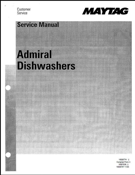 step   appliance service manuals