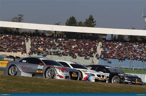 Ausmotivecom The Future Of Dtm On Display At Hockenheim