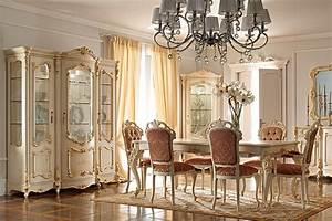 Italienische Möbel Esszimmer : italienische einrichtungsideen k nigliche ess und ~ Lateststills.com Haus und Dekorationen