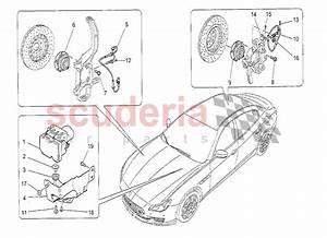Maserati Quattroporte  2013   Gts Braking Control Systems