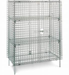 Intermetro Security Shelving Unit In Intermetro Shelving Units