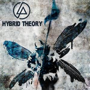 Linkin Park Hybrid Theory Album Cover
