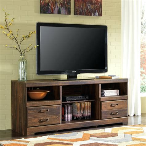 furniture classy design of whalen flat panel tv console