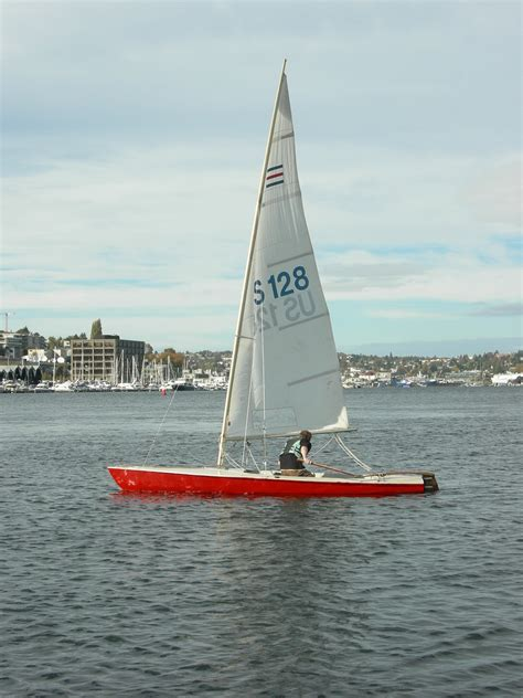 Sailboat Small by Boat Design History Info Plywood
