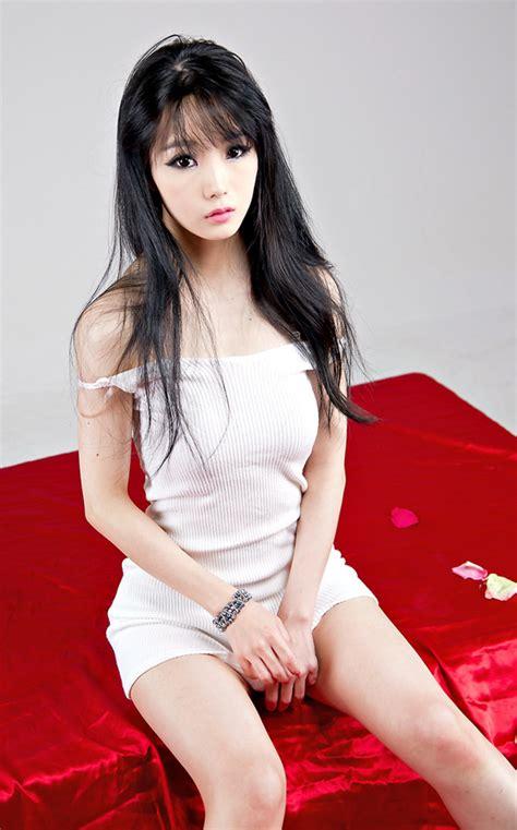 Xxx Nude Girls Im Soo Yeon In White