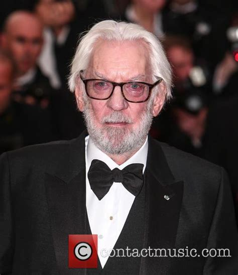 donald sutherland list of films donald sutherland news photos and videos contactmusic