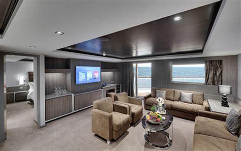 cruise suites  cabins msc seaview msc cruises
