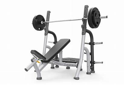 Gym Equipment Bench Transparent Fitness Incline Olympic