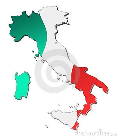 flags italian flag map stock flag map of italy royalty free stock photos image 13417648 flag