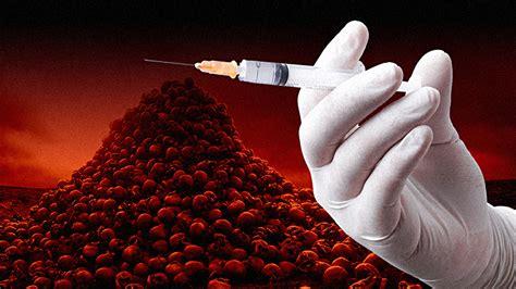 "The coronavirus vaccine is the ""final solution ..."
