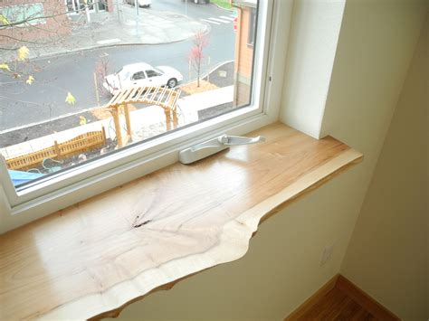 New Window Sill by Live Edge Window Sills Search Home Accents