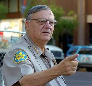 Arizona's Sheriff Arpaio: Abuse protected by the badge