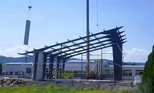 Günstige Stahlhallen Preise : stahlhallen konstruktionsausf hrungen die vielseitige und flexible hallen lager produktion ~ Frokenaadalensverden.com Haus und Dekorationen