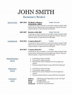 Free printable resume templates for Free downloadable resume templates to print