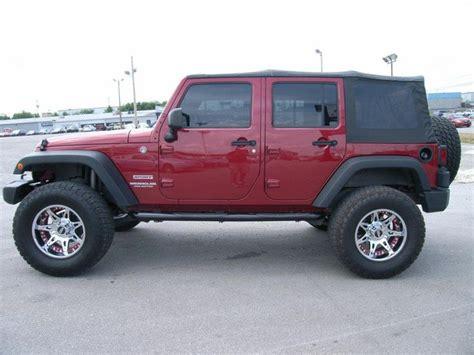 jeep maroon cumberland customs 2012 jeep wrangler unlimited soft top
