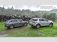2016 Land Rover Discovery Sport TD4 HSE Vs MercedesBenz