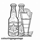 Beer Coloring Colouring Adult Husband Printable Wife Sheets Lets Grown sketch template