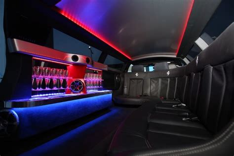 sale ferrari  stretched limousine performancedrive