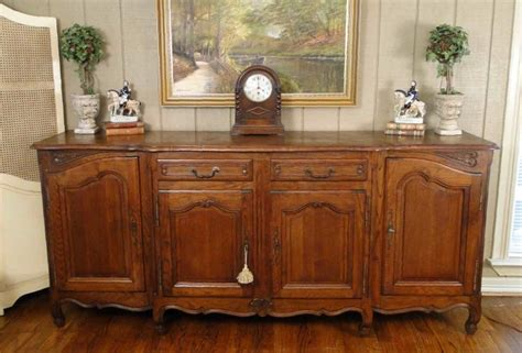 Country Sideboards by Antique Country Buffet Sideboard Server Carving