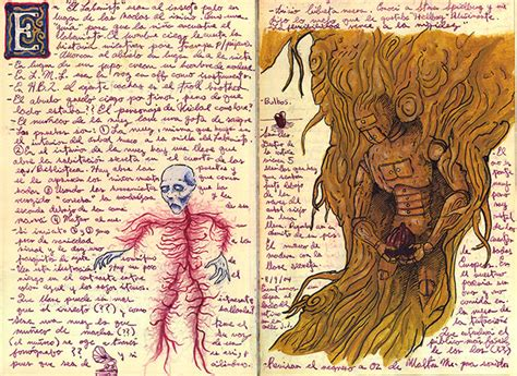 Guillermo Del Toro Cabinet Of Curiosities by Art Tea Amp Travel Inside Guillermo Del Toro S Scrapbook